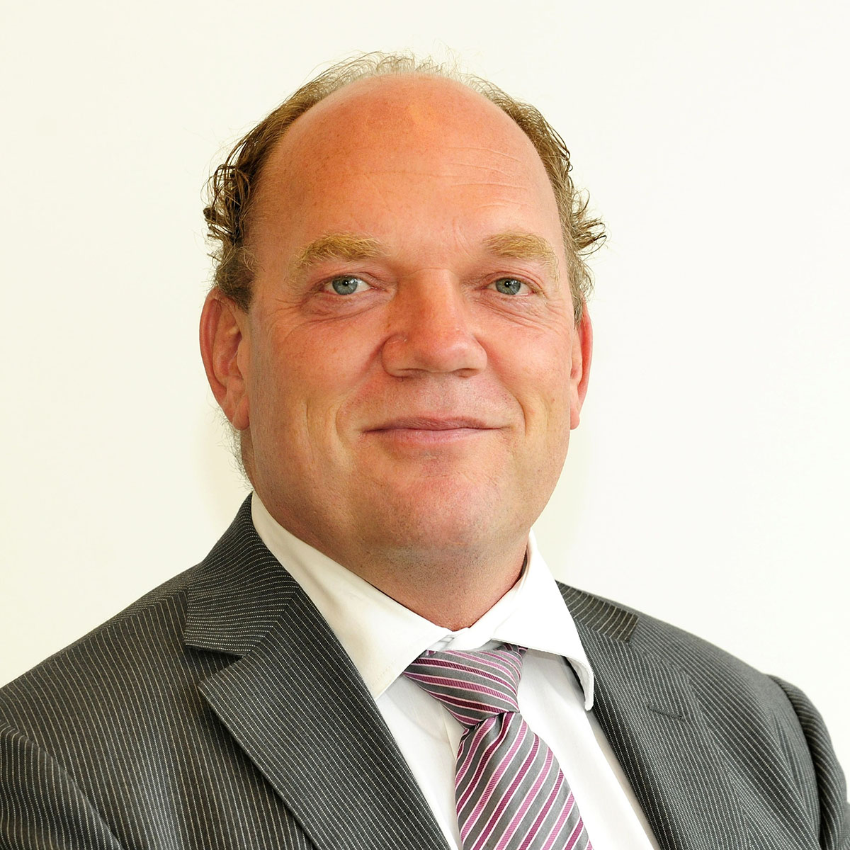 Mediator Aaldrik van Dalen
